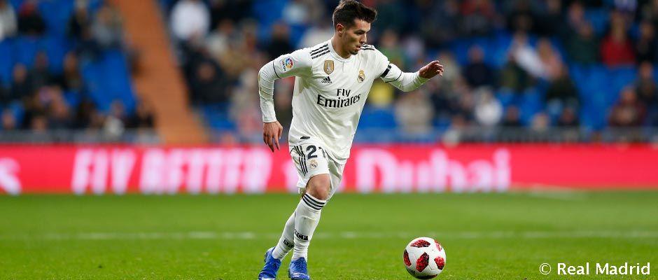 Brahimova túžba zostať v Reale Madrid