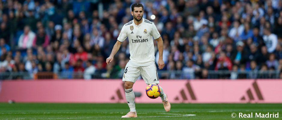Nacho predĺži zmluvu s Realom Madrid
