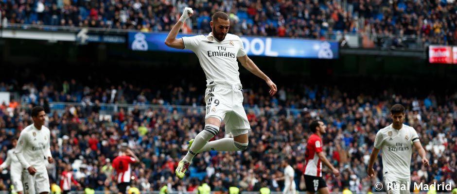 Karim Benzema prekonal rekord Ferenca Puskása