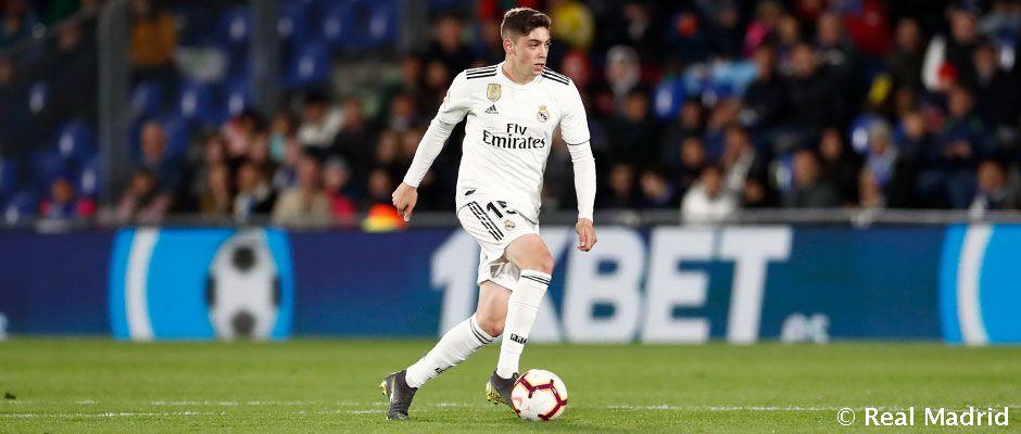Nová záloha Realu Madrid