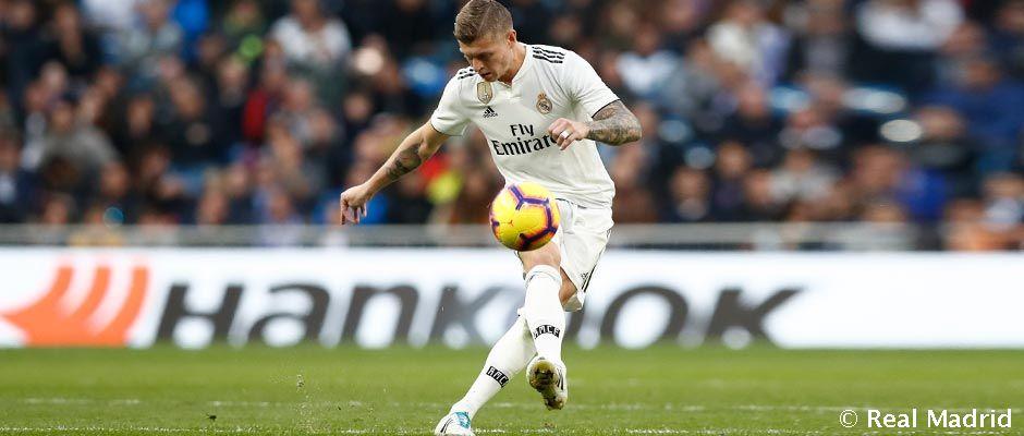 Nominácia: Real Madrid - Athletic Bilbao