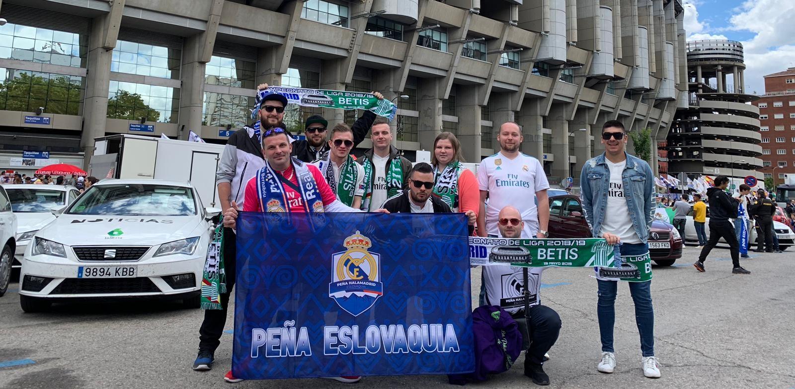 FANKLUB: Posledné ligové kolo sme spojili s ďalšími dvomi zápasmi. Ďalší skvelý fanklubový zájazd do Madridu za nami!