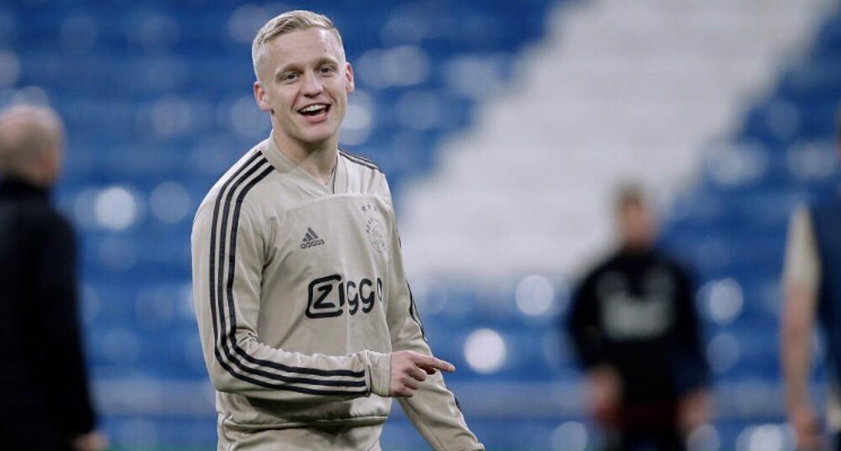 Real Madrid počíta s Van de Beekom na budúcu sezónu
