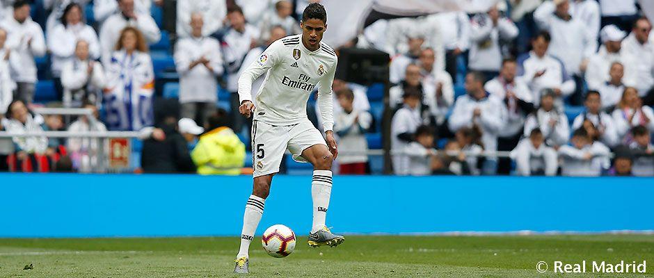 NOMINÁCIA: Real Madrid - Real Betis