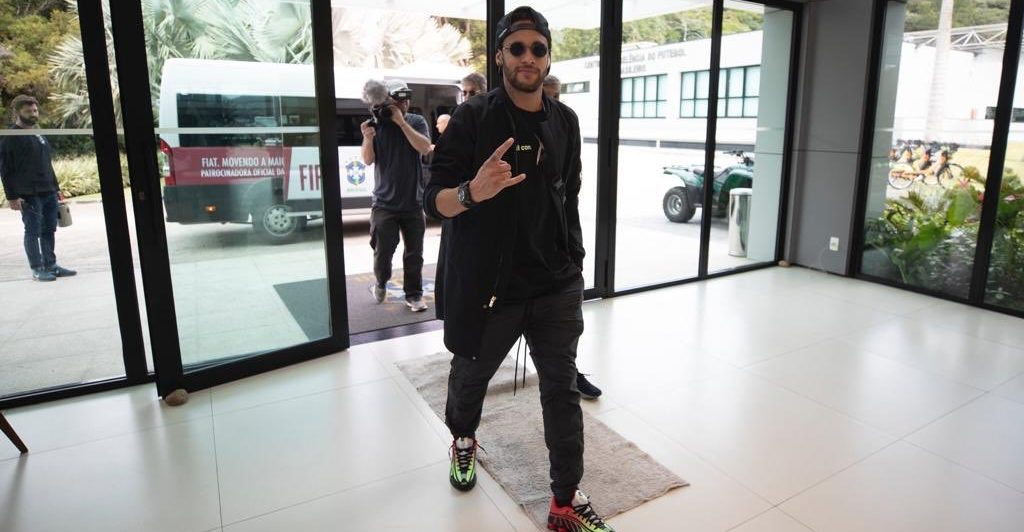 """Neymar: """"Najlepší futbalista, proti ktorému som nastúpil je Sergio Ramos"""""""