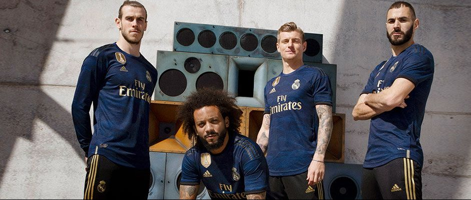 Real Madrid a Adidas predstavili model 2019/20