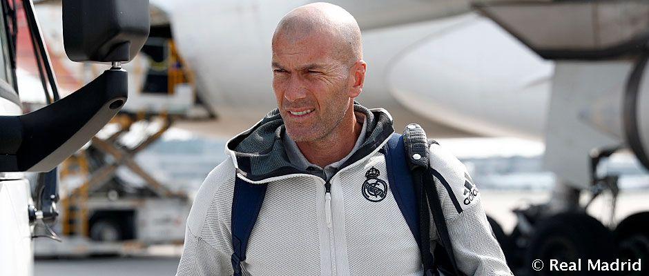Zidane nebude trénovať v Montreale, opúšťa tím z osobných dôvodov