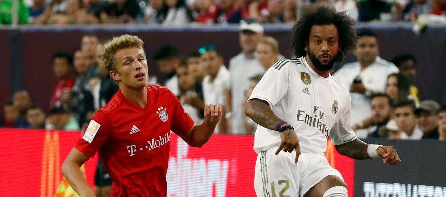 International Champions Cup: Bayern Mníchov 3-1 Real Madrid