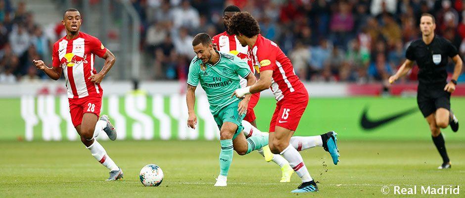 Hazard vynechá prvé kolo La Ligy