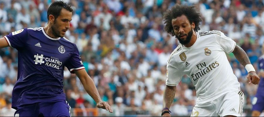ZOSTRIHY GÓLOV: Real Madrid 1-1 Valladolid