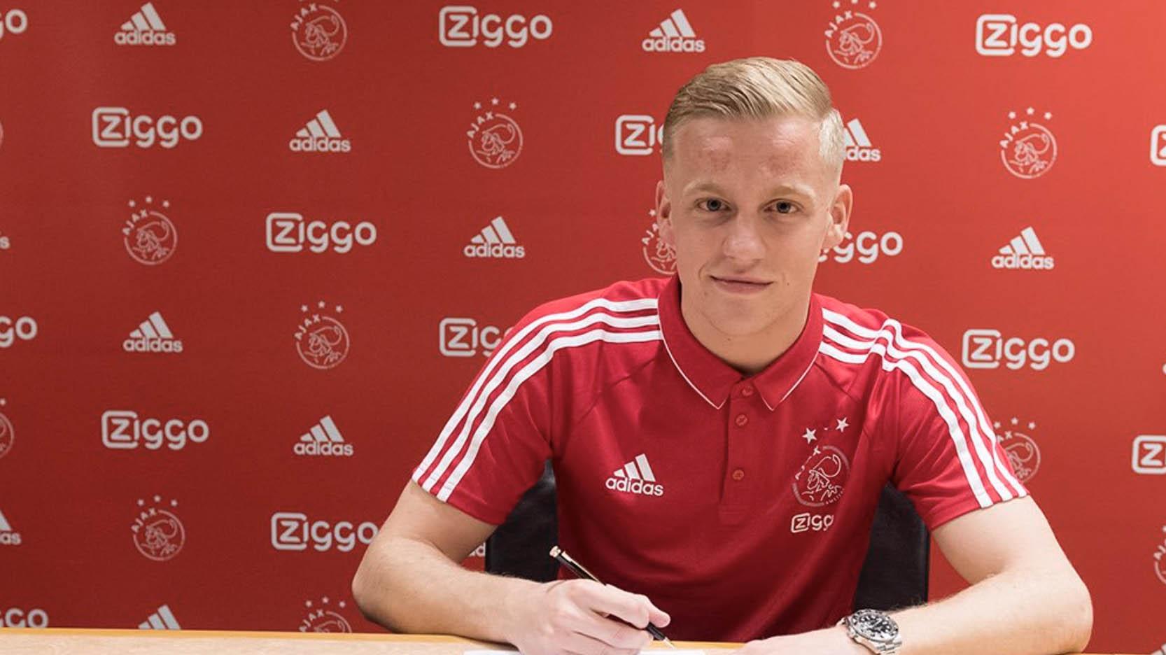 Real Madrid zvažuje ponuku za hráča Ajaxu