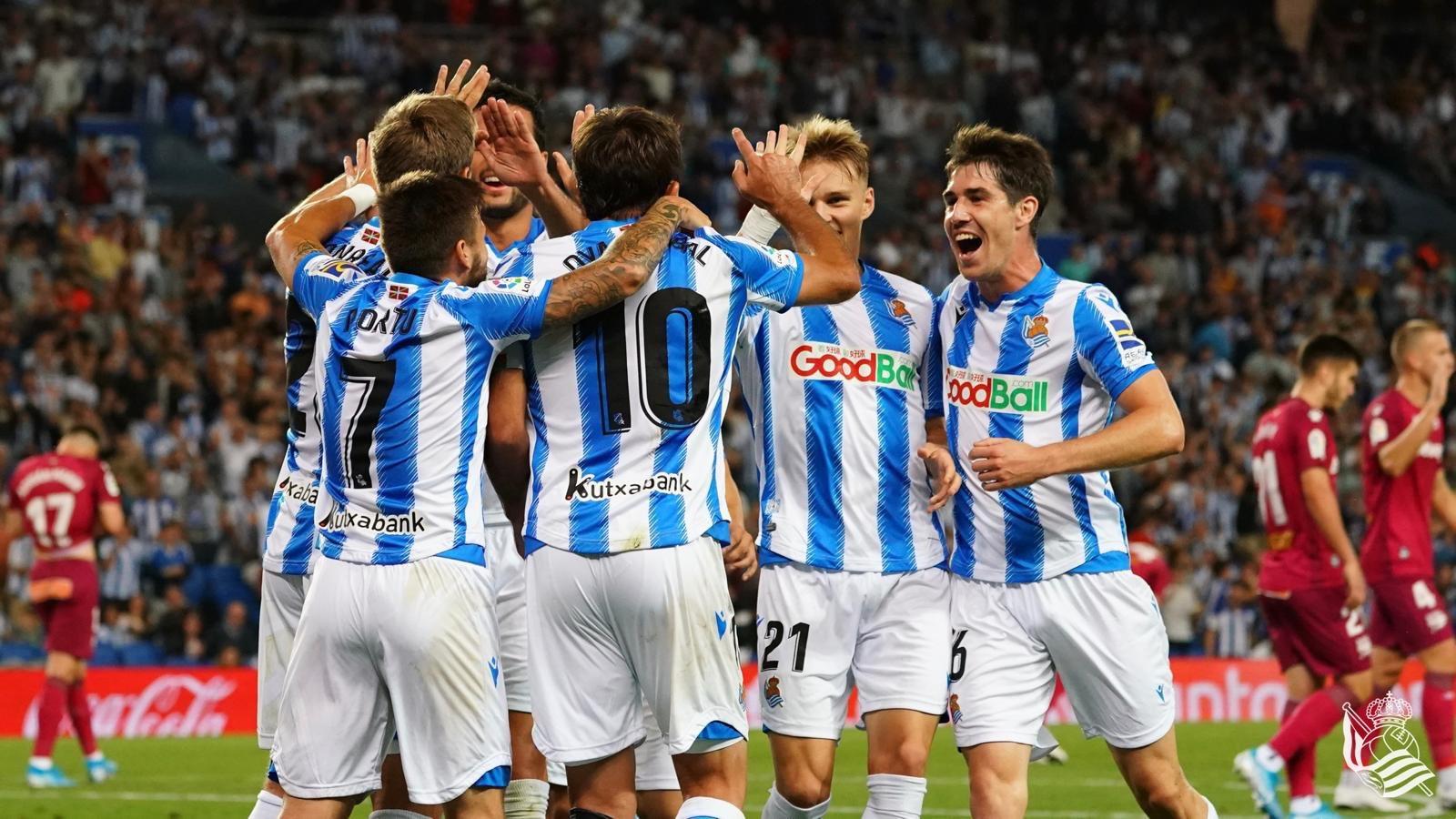 Odegaard poďakoval Realu Sociedad a rozlúčil sa