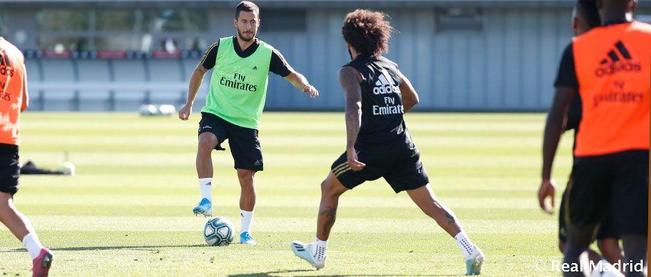 Eden Hazard definitívne pripravený na zápas s Levante