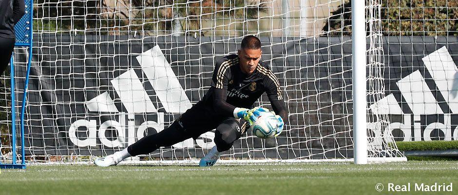 Oficiálne: Areola nebude pokračovať v Reale Madrid
