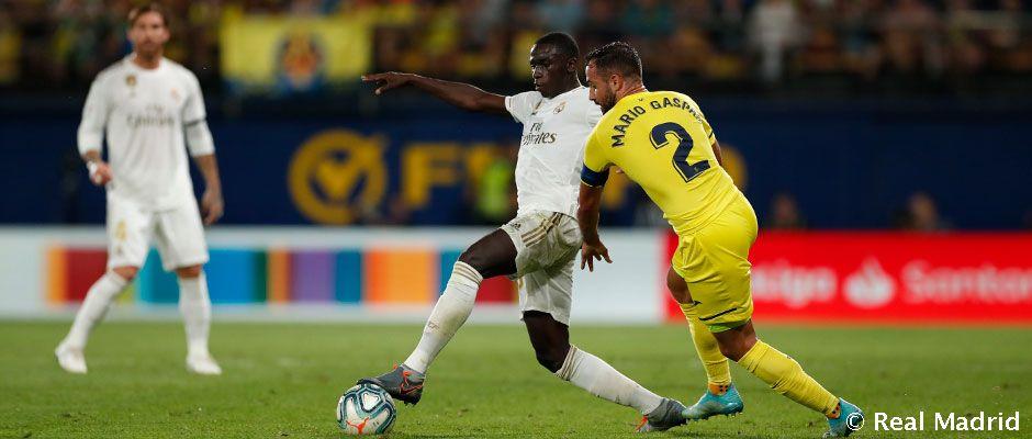 Marcelo a Mendy začínajú boj o post ľavého obrancu