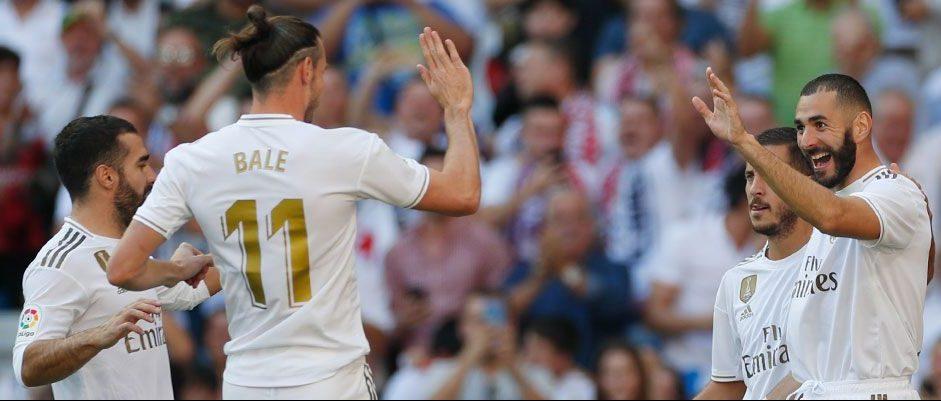 HRÁČ ZÁPASU: Real Madrid - Granada