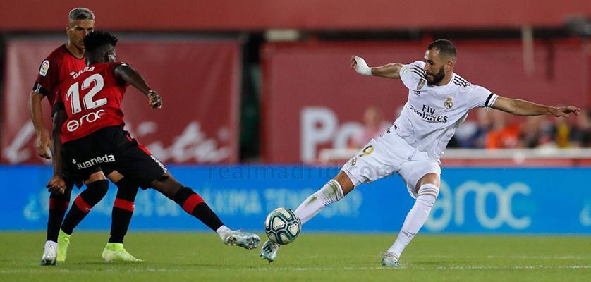 HRÁČ ZÁPASU: Mallorca - Real Madrid