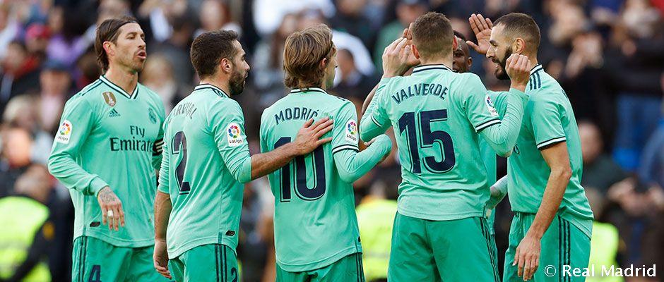 HODNOTENIE HRÁČOV: Real Madrid 2-0 Espanyol Barcelona