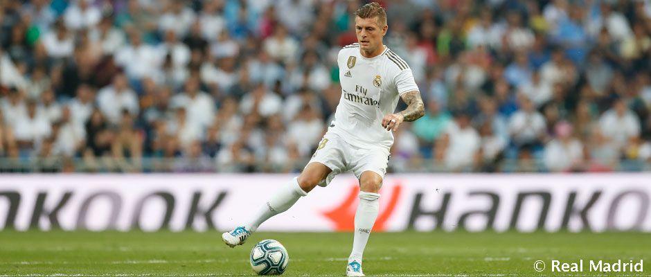 NOMINÁCIA: Valencia - Real Madrid