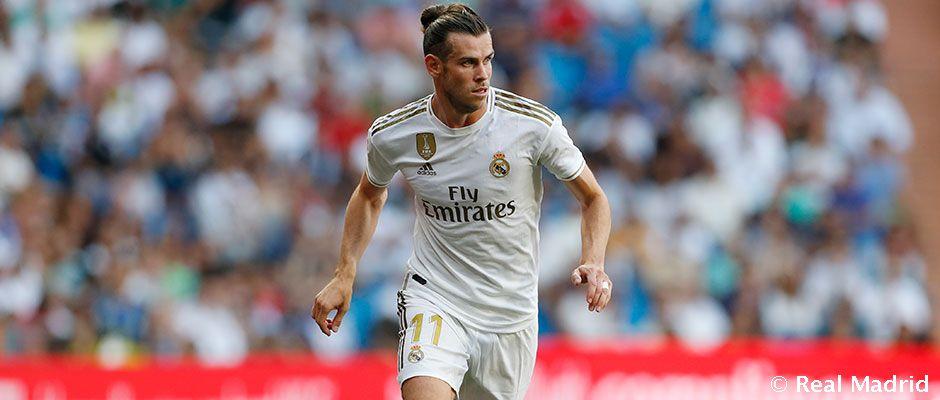Bale neodohrá zápas so Zaragozou