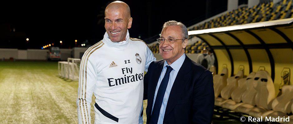 Zidane sa nedočkal významného miľníka