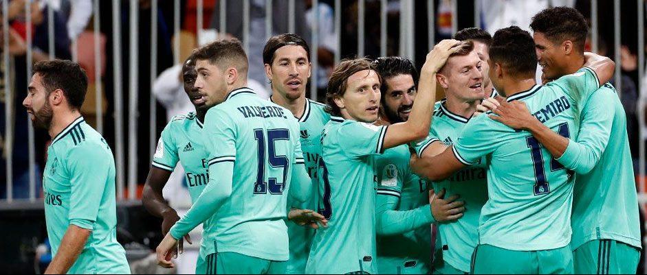 HODNOTENIE HRÁČOV: Valencia 1-3 Real Madrid