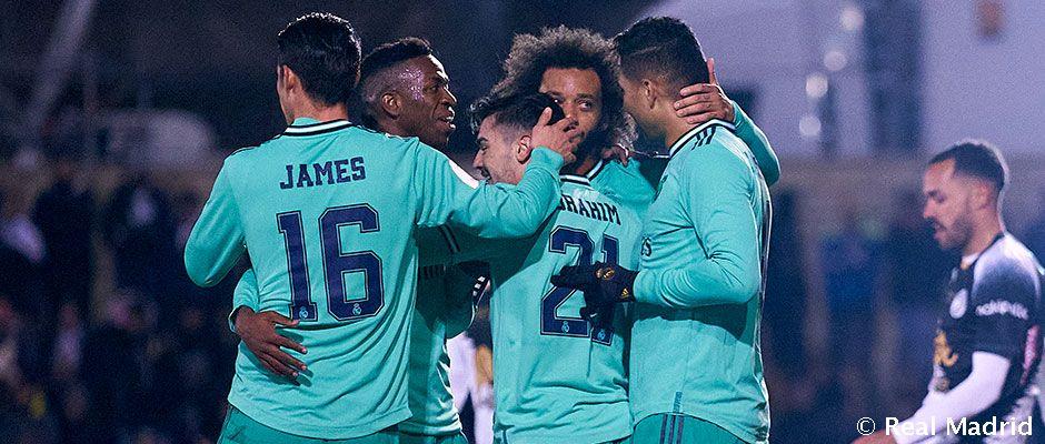 Brahim Diaz nechce opustiť Real Madrid