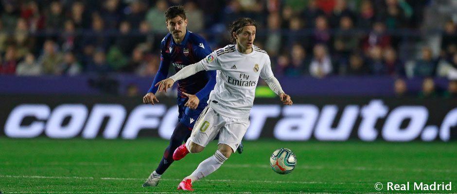 HODNOTENIE HRÁČOV: Levante 1-0 Real Madrid