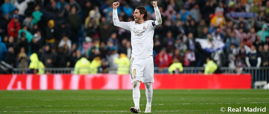 Sergio Ramos venoval takmer 300 000 rúšok a 15 000 testov