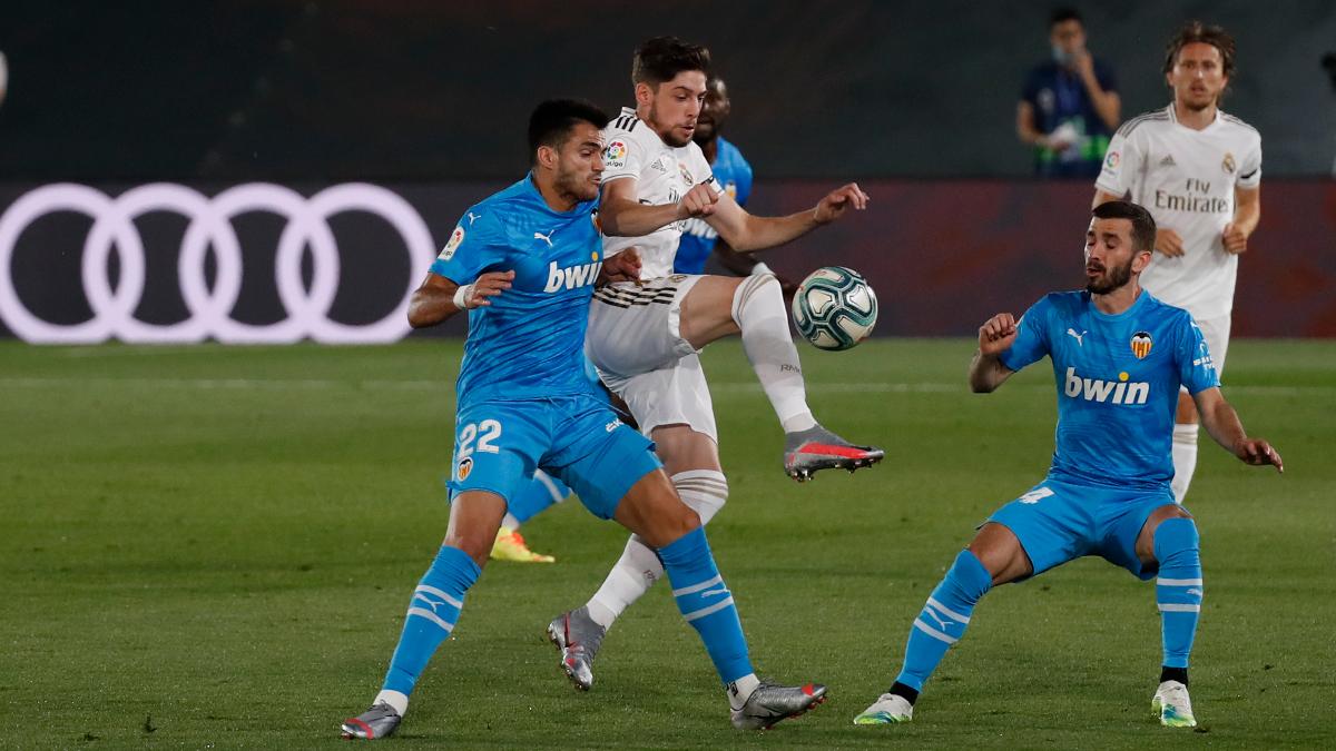 HODNOTENIE HRÁČOV: Real Madrid 3-0 Valencia