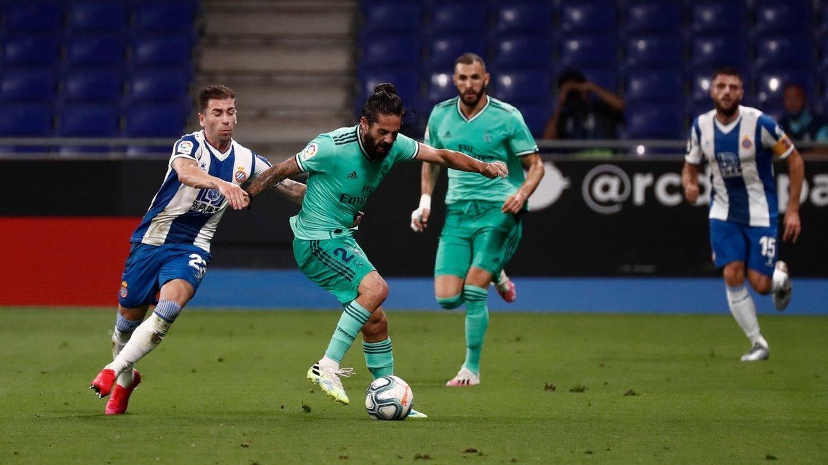 VIDEO: Espanyol 0-1 Real Madrid