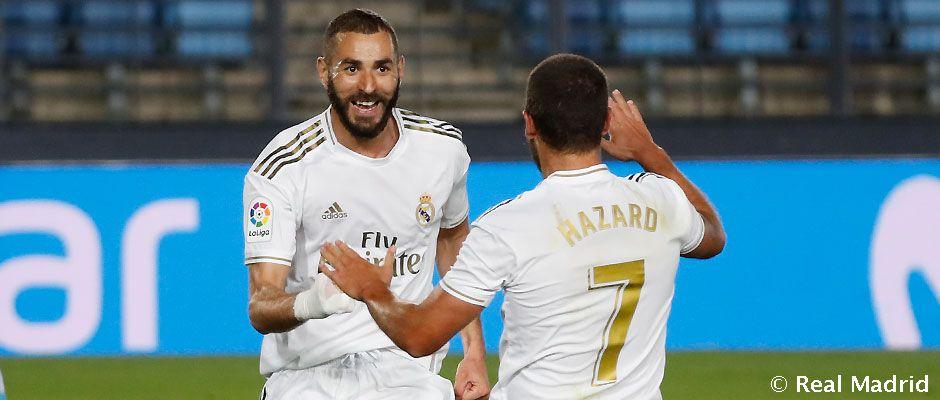 NOMINÁCIA: Real Madrid - Deportivo Alavés