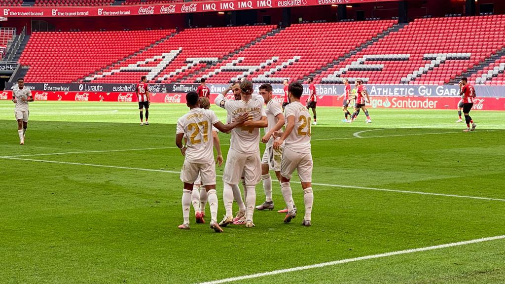 HODNOTENIE HRÁČOV: Athletic Bilbao 0-1 Real Madrid