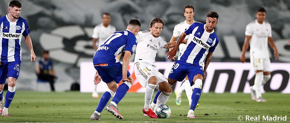 HODNOTENIE HRÁČOV: Real Madrid 2-0 Deportivo Alavés