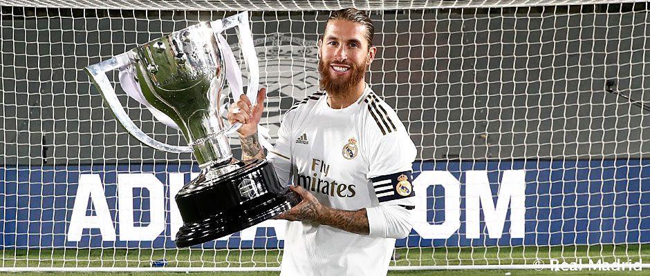 Je Sergio Ramos najlepším obrancom v histórii futbalu?