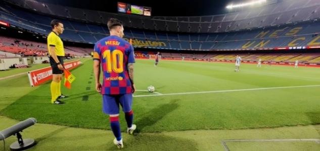 Šokujúca ponuka Realu Madrid, ktorú Lionel Messi odmietol