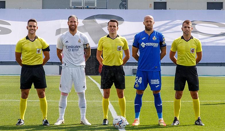 Los Blancos vyhrali v príprave nad Getafe 6-0!