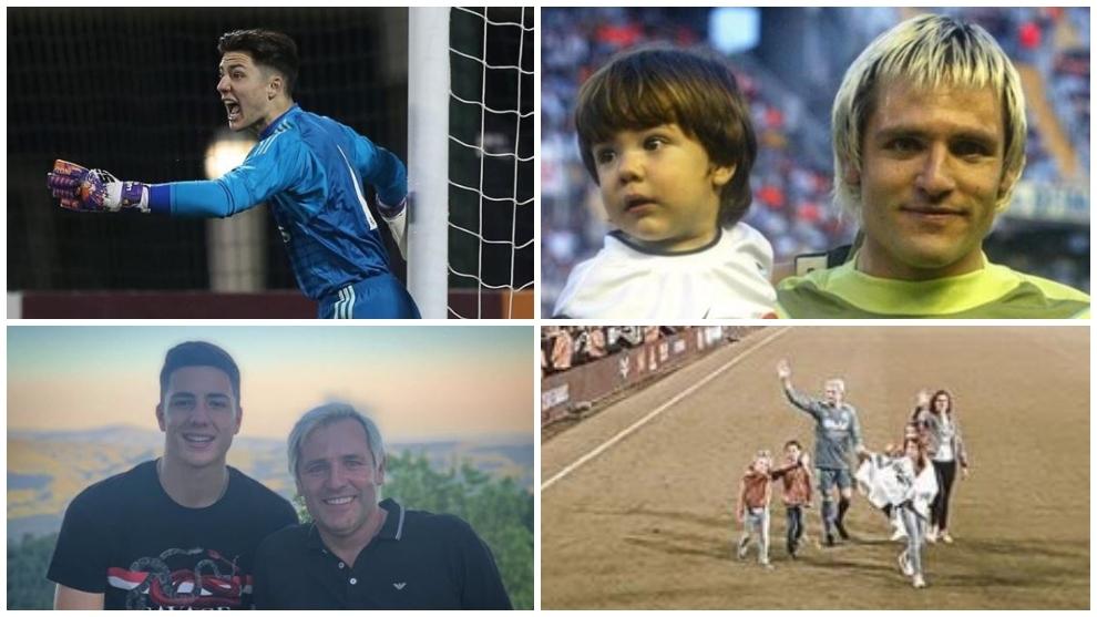Zidane povolal Canizaresa, syna legendárneho brankára Santiho