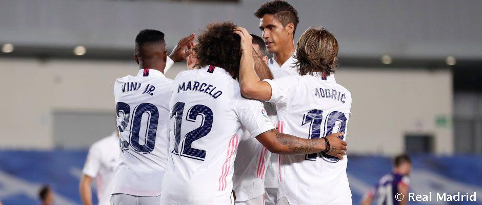 Marcelo = ligová prehra