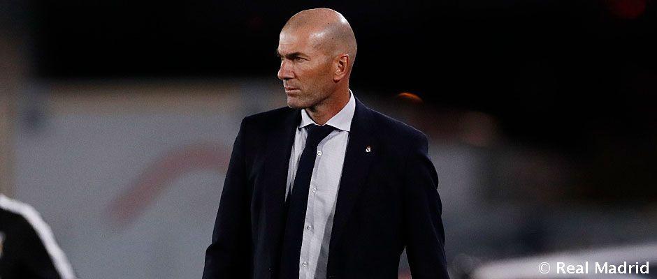 Zidane: Chýbala nám dôvera a tá je najdôležitejšia