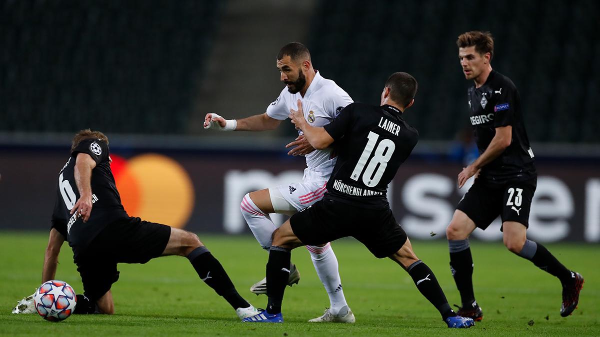 PO ZÁPASE: Borussia Mönchengladbach 2-2 Real Madrid