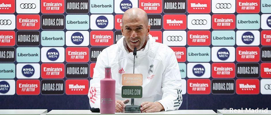 Zidane: Sergio sa uzdravil a bude s nami