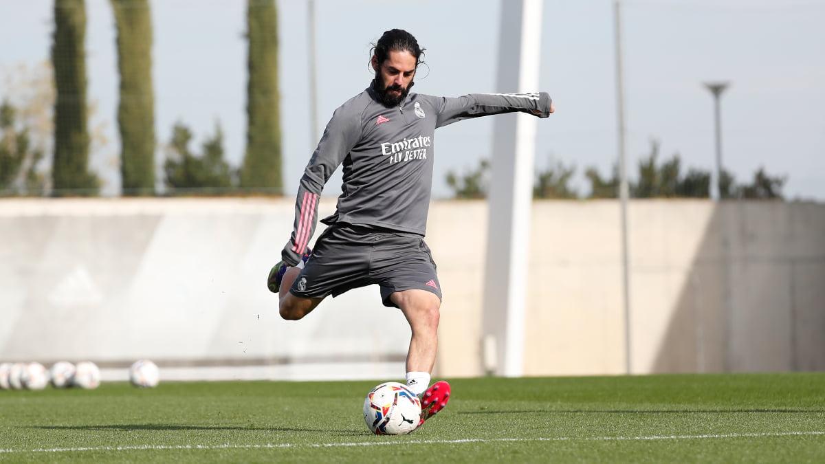 Isco je pripravený opustiť Madrid v januári