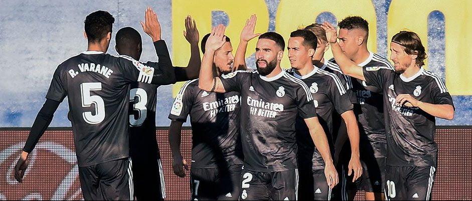 PO ZÁPASE: Villarreal 1-1 Real Madrid