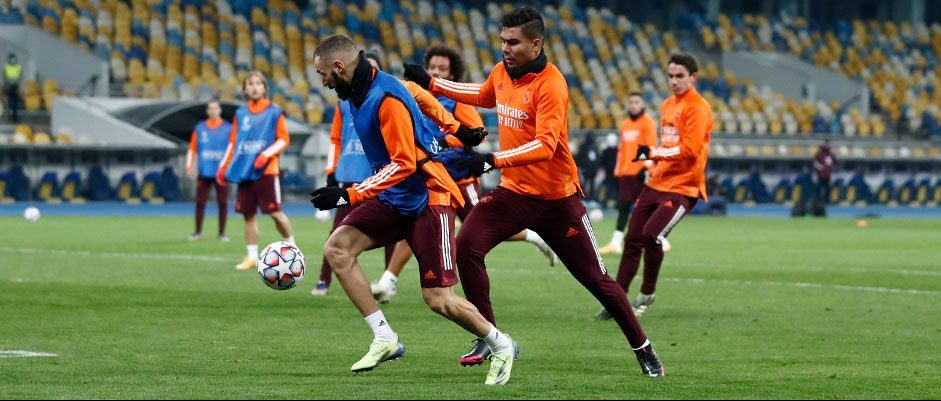 PRAVDEPODOBNÉ ZOSTAVY: Šachtar Donetsk - Real Madrid