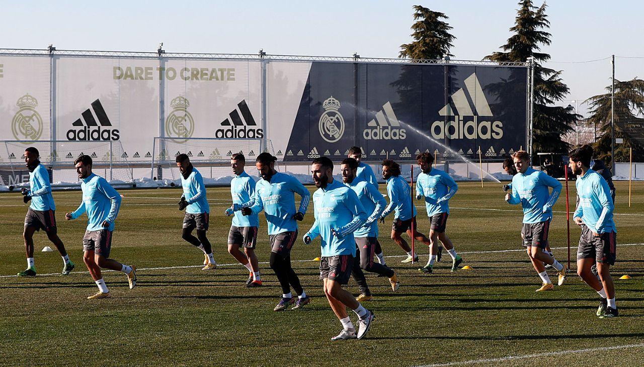 Novinky z Valdebebas: Real Madrid opäť v tréningovom procese